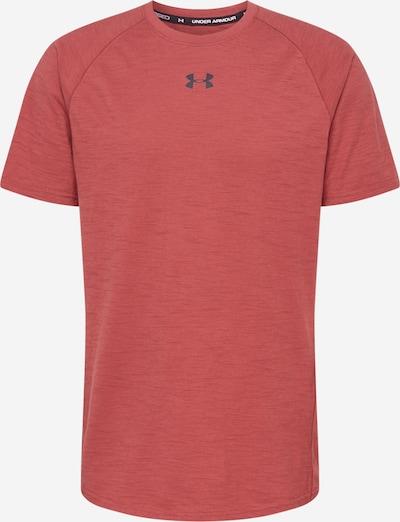 UNDER ARMOUR Funkční tričko - šedá / červená, Produkt