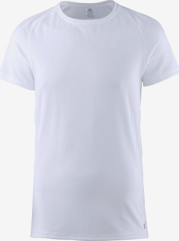 ODLO Funktionsshirt 'Active F-Dry Light' in Weiß
