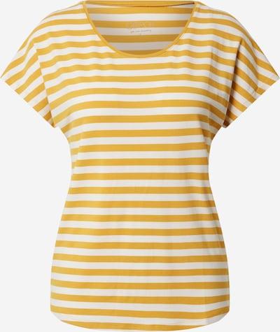sárga / fehér Cartoon Póló, Termék nézet