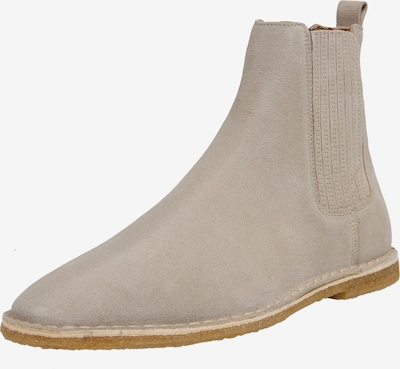 ABOUT YOU x Magic Fox Lederboots 'Keno' in beige, Produktansicht