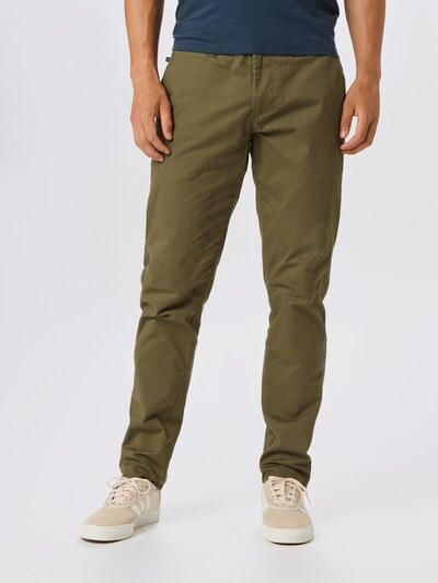 Matinique Панталон Chino 'Carl' в зелено, Преглед на модела