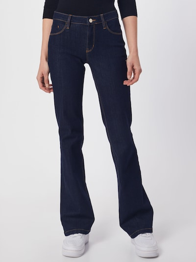 GUESS Jeans 'SEXY BOOT' in blau, Modelansicht