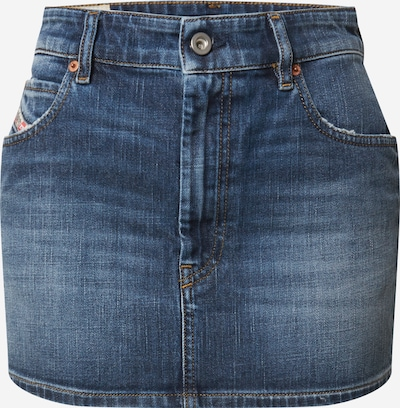 DIESEL Skirt 'DE-Eisy' in blue denim, Item view