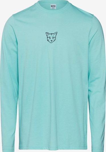ABOUT YOU X PARI Shirt 'Pia' in de kleur Turquoise, Productweergave