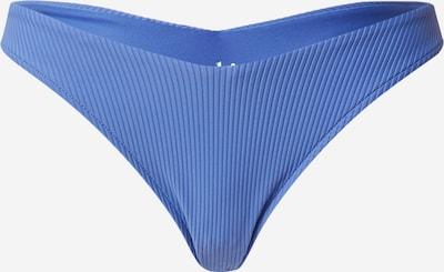 Frankies Bikinis Bas de bikini 'Enzo' en bleu, Vue avec produit