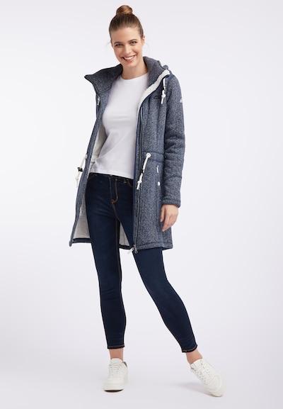 ICEBOUND Mantel in graumeliert, Produktansicht