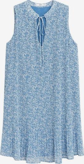 MANGO Robe d'été en bleu, Vue avec produit