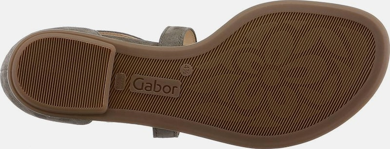 GABOR Riemchensandale billige Verschleißfeste billige Riemchensandale Schuhe Hohe Qualität feb3da