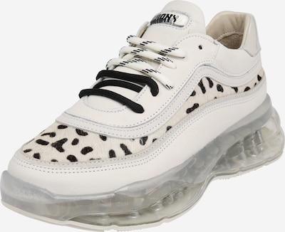 BRONX Sneaker 'BBUBBLYX' in schwarz / weiß, Produktansicht