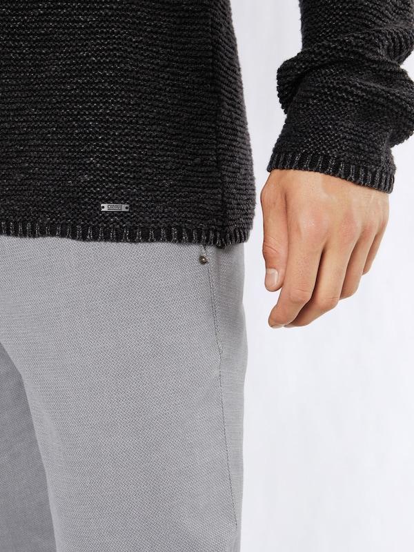 CINQUE Pullover in Struktur-Strick 'Cifizz'