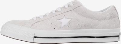 CONVERSE Sneaker 'One Star Ox' in weiß, Produktansicht