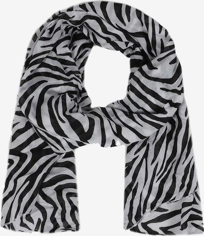 ABOUT YOU Tuch 'Emelie' in schwarz / weiß, Produktansicht