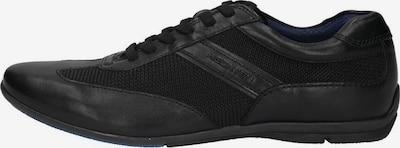 DANIEL HECHTER Schnürschuh in schwarz, Produktansicht