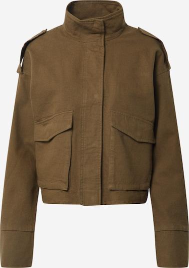 VILA Prechodná bunda - hnedá, Produkt