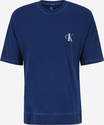 Calvin Klein Underwear Piżama krótka w kolorze niebieskim, Podgląd produktu