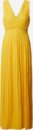 TFNC Avondjurk 'TANWEN' in de kleur Geel, Productweergave