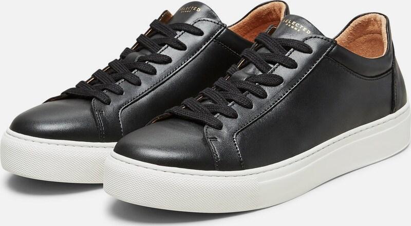 SELECTED FEMME Leder-Sneaker