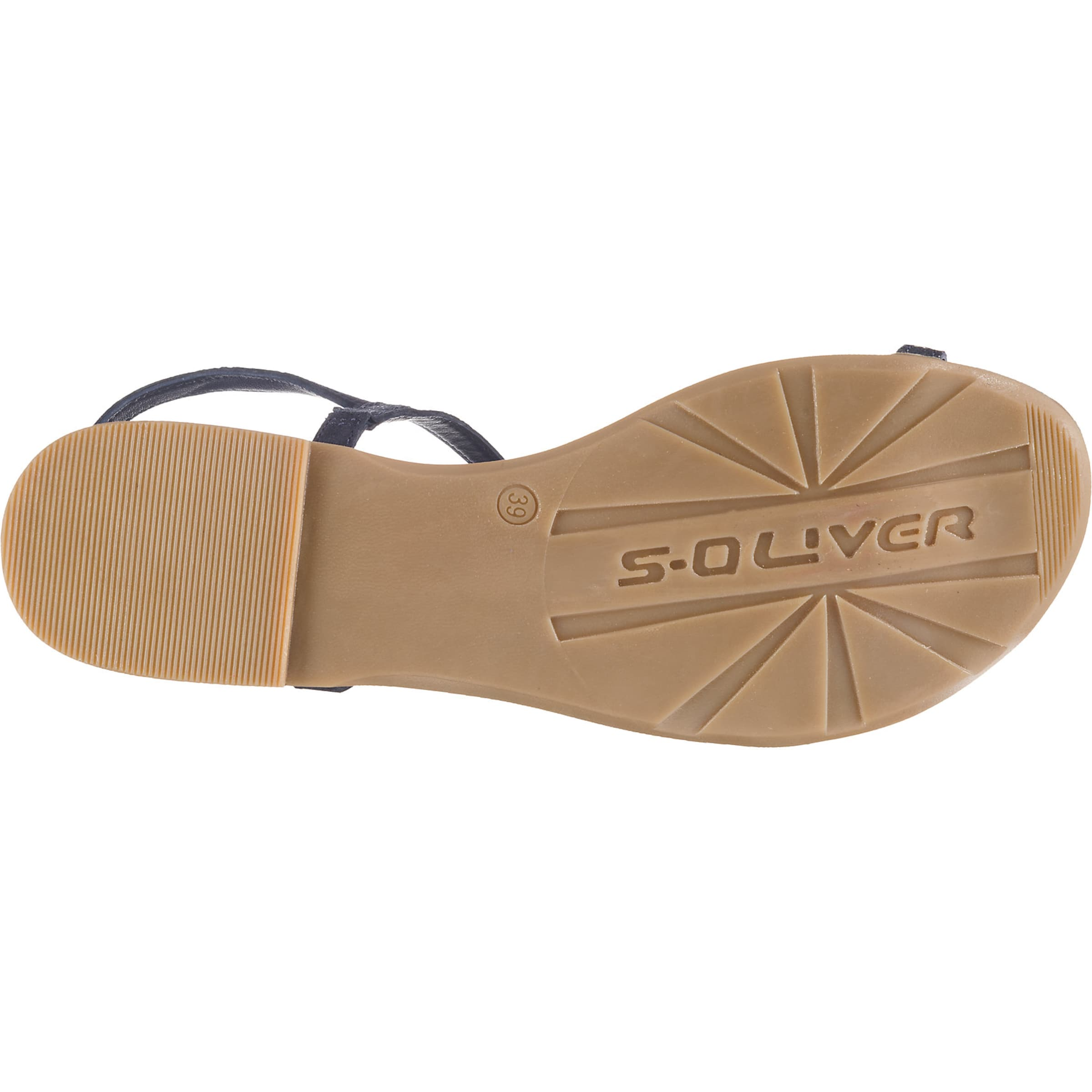 Navy S Red Label oliver Sandalen In m08wNn