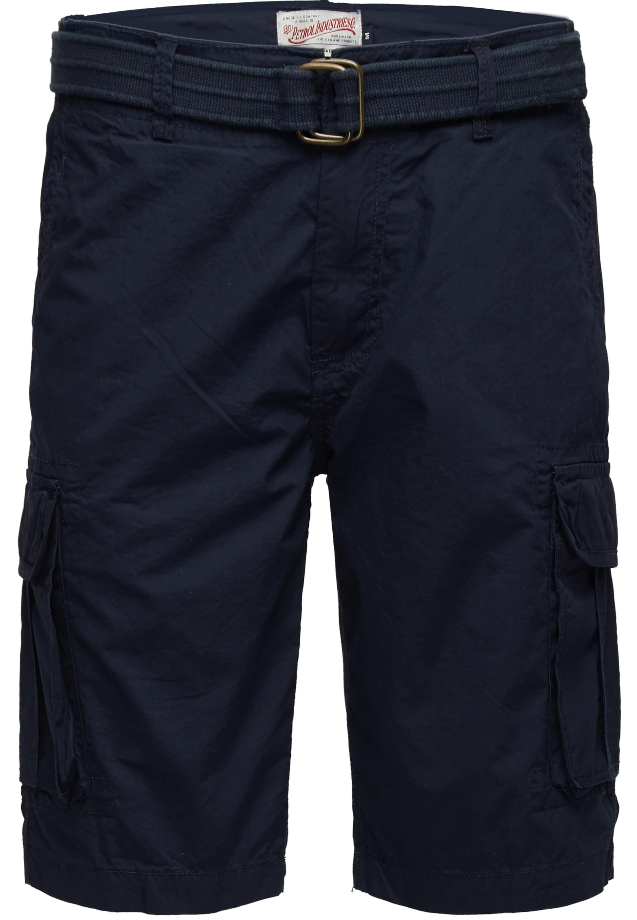 En Bleu Pantalon Petrol Cargo Nuit Industries T13JclKF