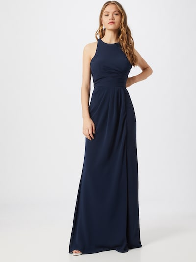 STAR NIGHT Kleid in navy, Modelansicht