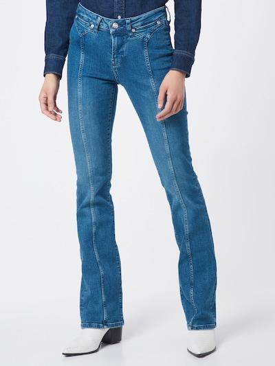 Pepe Jeans Džinsi 'STARZY' pieejami zils, Modeļa skats