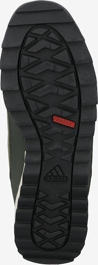 Auliniai batai 'TERREX CHOLEAH PADD' iš ADIDAS PERFORMANCE , spalva - rusvai žalia / įdegio spalva: Vaizdas iš apačios