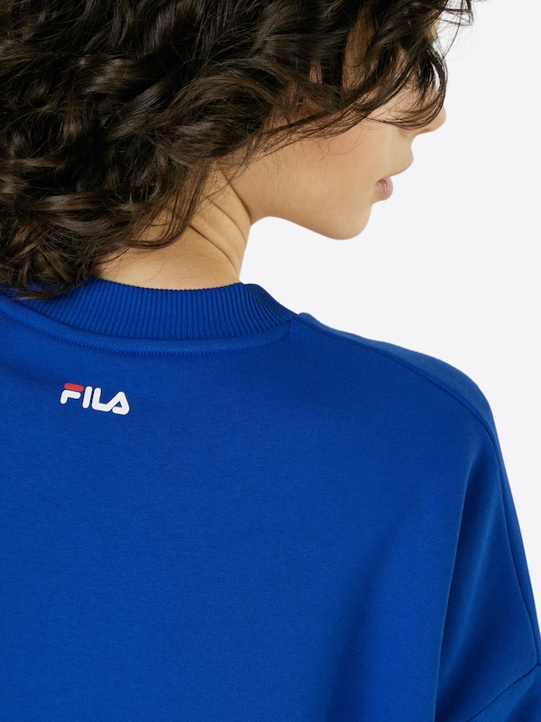 Fila Sweater Mit Logoprint