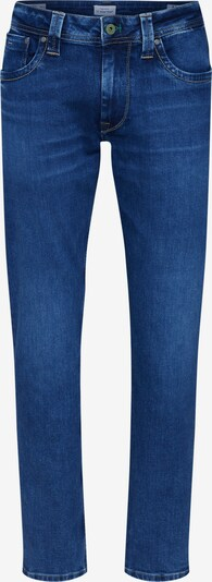 Pepe Jeans Jeans in blue denim: Frontalansicht
