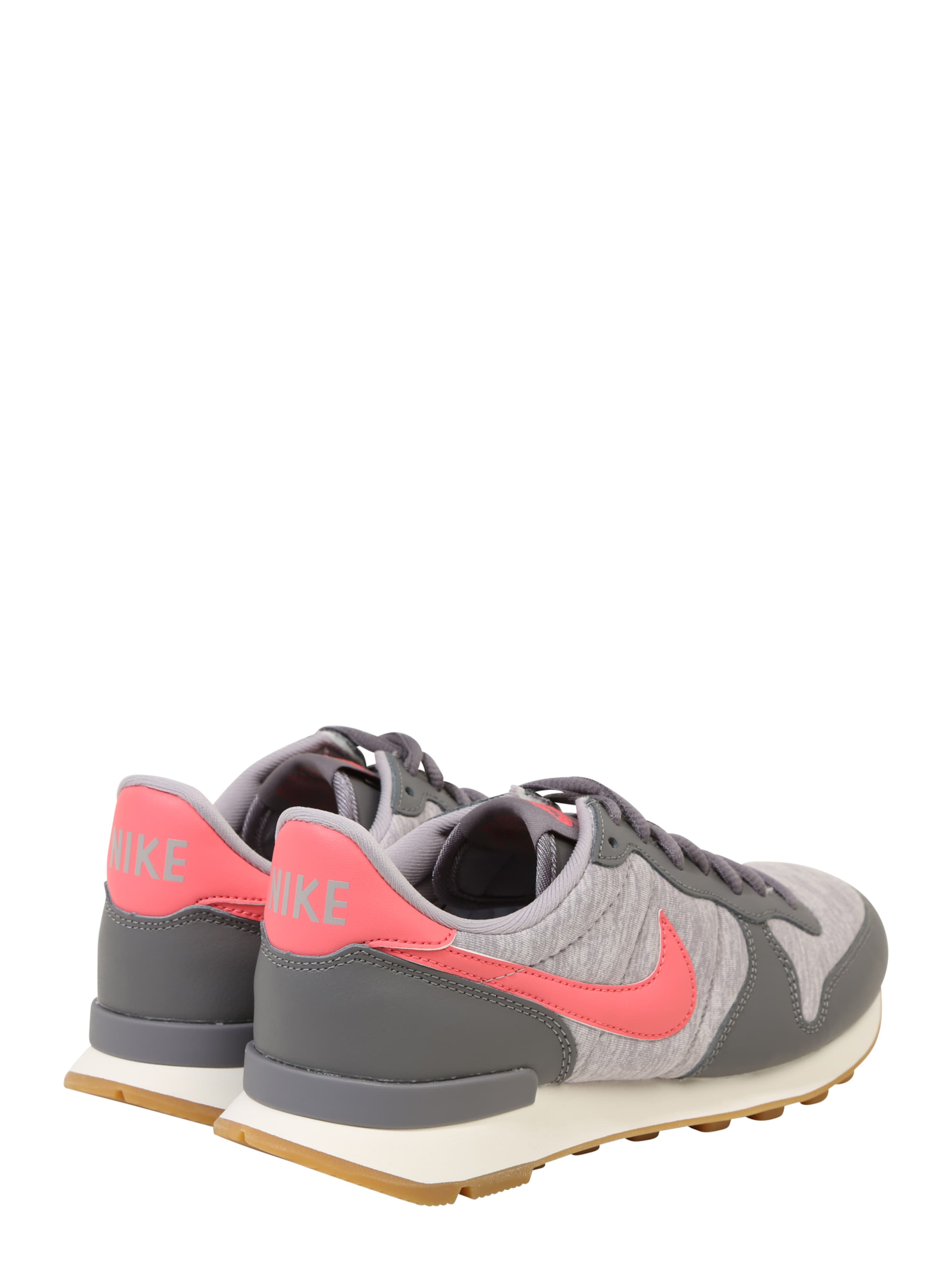 Sportswear In Sneaker 'internationalist' GrauPink Nike tsCQdhr