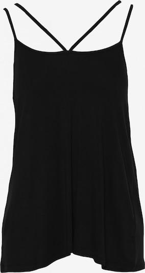 trueprodigy Top 'Michelle' in schwarz, Produktansicht