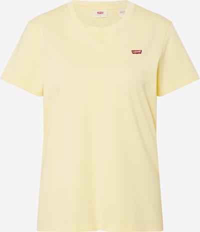 LEVI'S Shirt in gelb, Produktansicht