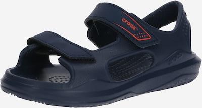 Atviri batai 'Swiftwater River' iš Crocs , spalva - tamsiai mėlyna, Prekių apžvalga