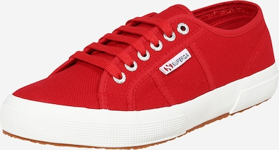 SUPERGA Tenisky - červená / bílá, Produkt
