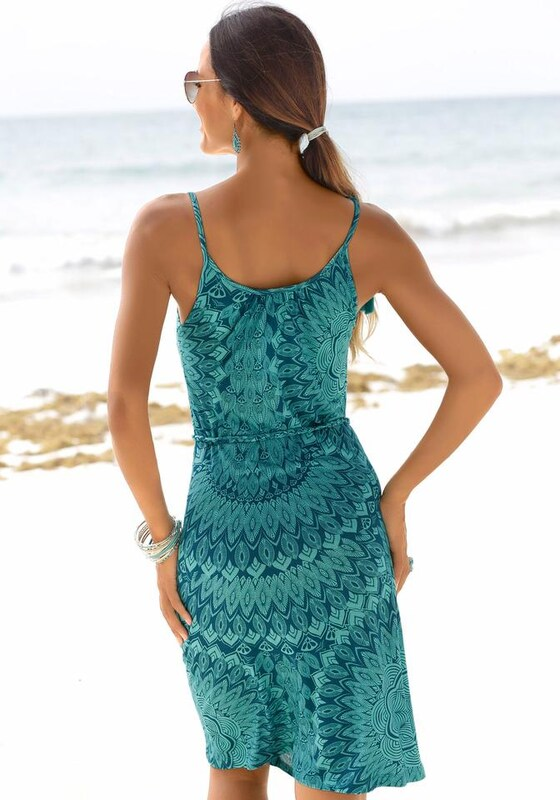 s.Oliver RED LABEL Beachwear Strandkleid