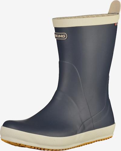 VIKING Stiefel 'Seilas' in creme / taubenblau, Produktansicht