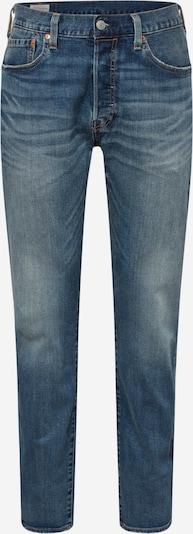 Jeans '501' LEVI'S pe denim albastru, Vizualizare produs