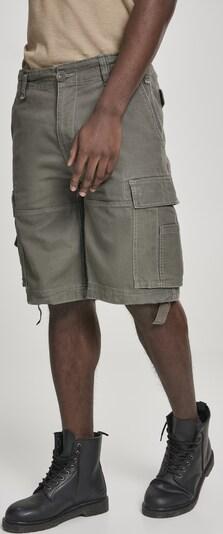 Brandit Accessoires ' Vintage Cargo Shorts ' in grau, Produktansicht
