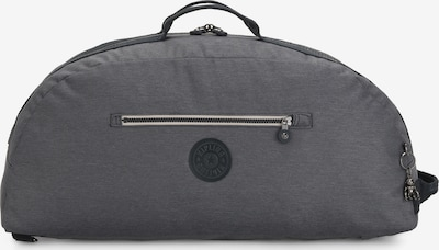 KIPLING Reisetasche 'Peppery Devin' in graumeliert, Produktansicht