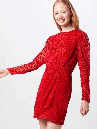 The Kooples Kleid 'ROBE' in rot, Modelansicht