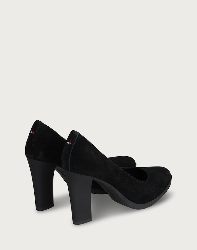 Hilfiger Pumps From Suede