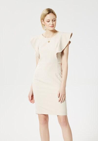 RISA Kleid in beige, Modelansicht