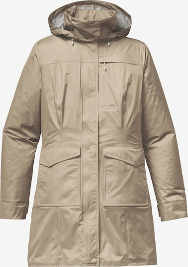 PATAGONIA Outdoorjacke 'Torrentshell City Coat' in sand, Produktansicht