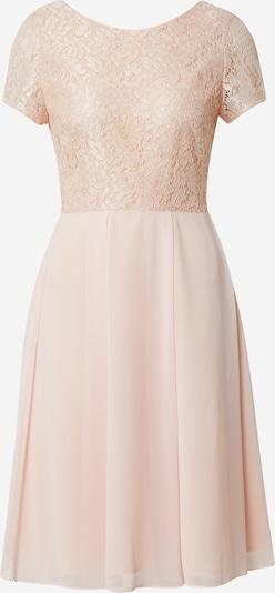 SWING Koktejlové šaty - růžová: Pohled zepředu