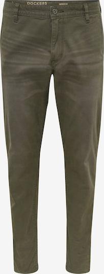 Dockers Chino hlače 'SEAWORN' | temno zelena barva, Prikaz izdelka