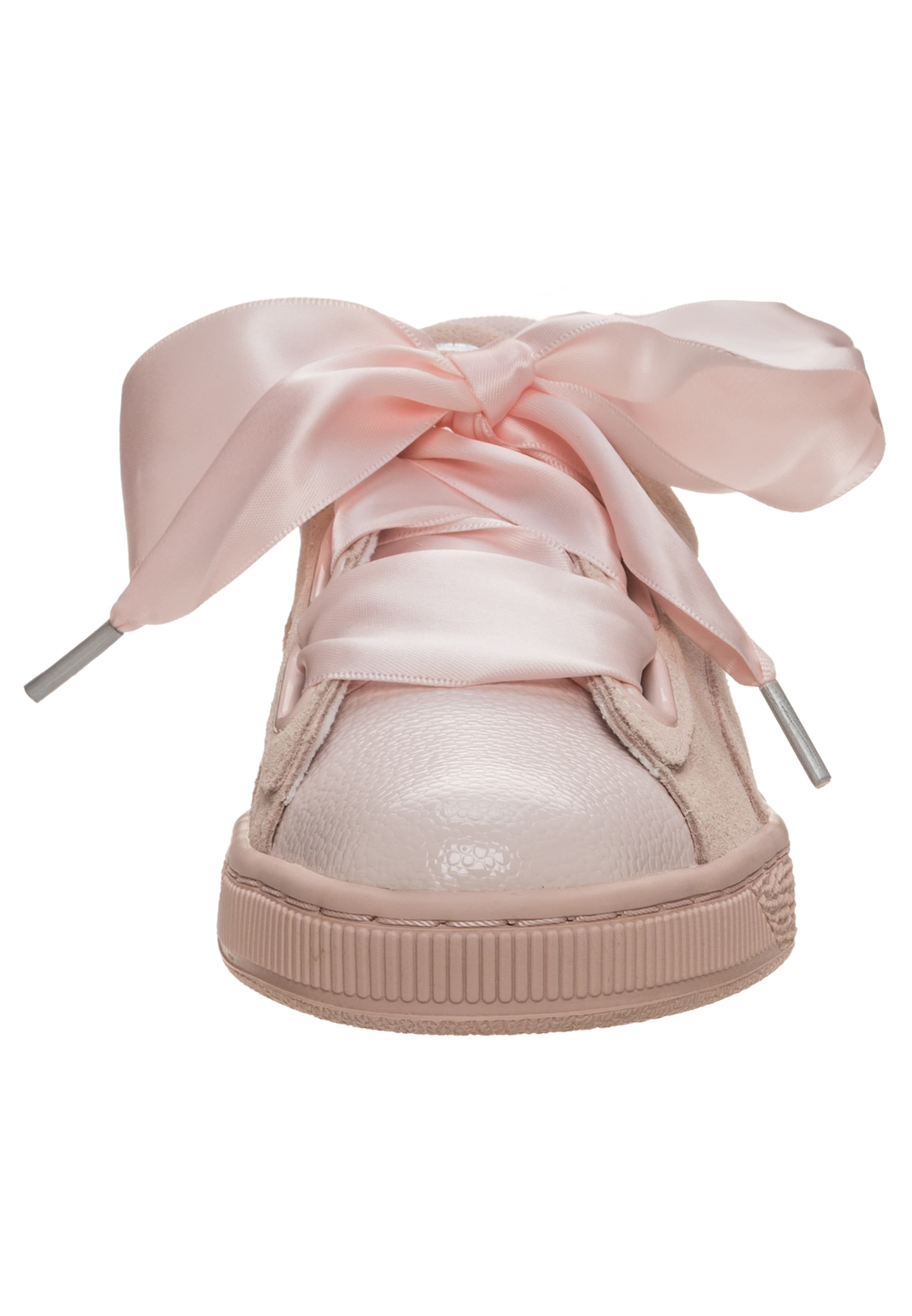 En Basses Bubble' Puma Baskets Rose 'suede Heart Ancienne xtBhroQdsC