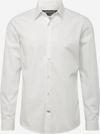 BURTON MENSWEAR LONDON Overhemd in de kleur Wit: Vooraanzicht