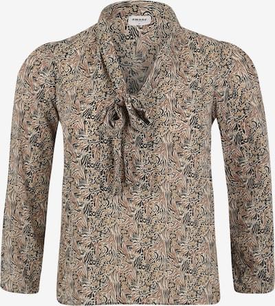 Vero Moda Curve Bluza 'VMJOSEPHINE' | bež / črna barva, Prikaz izdelka