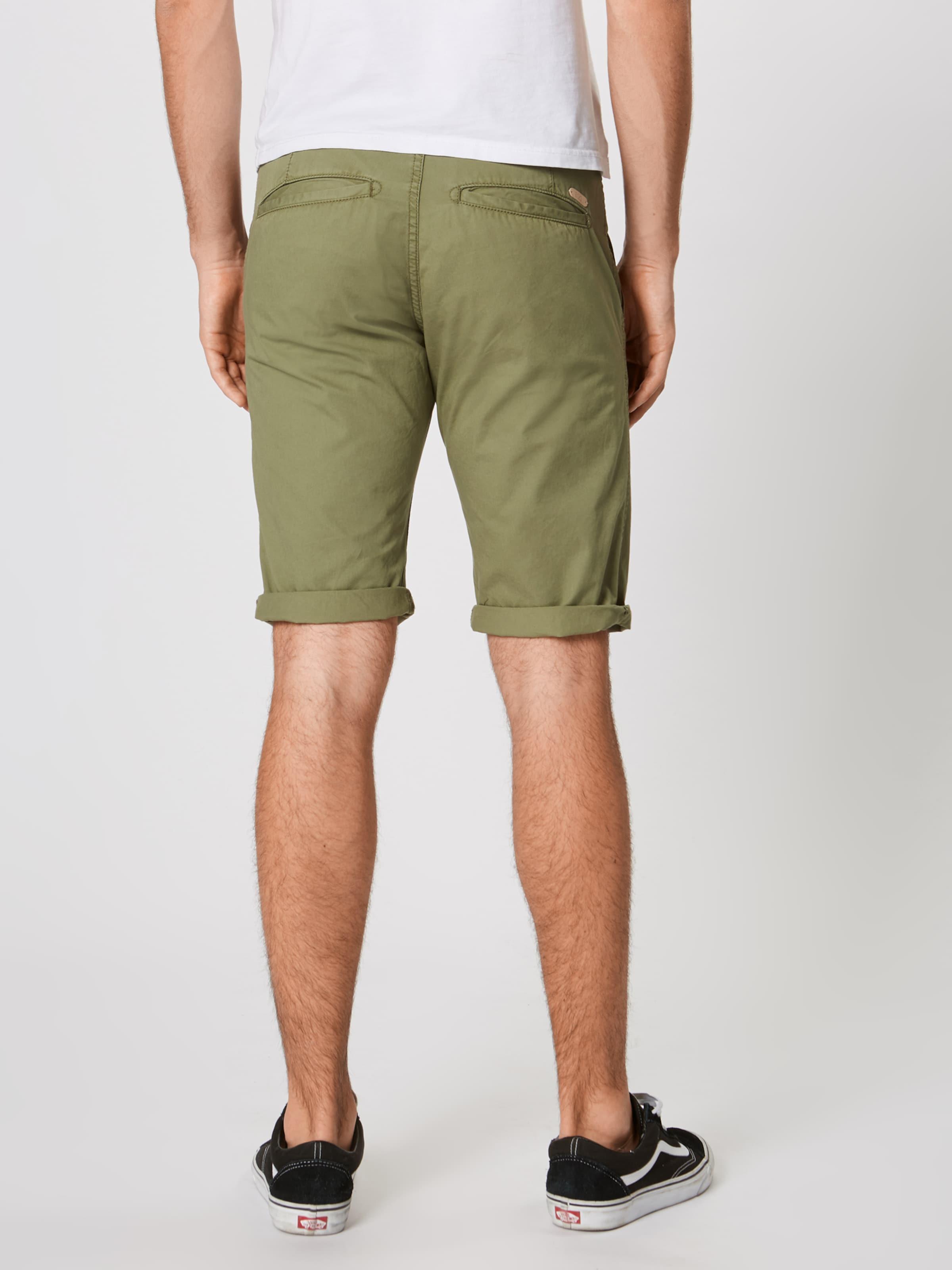 Pantalon Edc Esprit By En Chino Olive xodBerC
