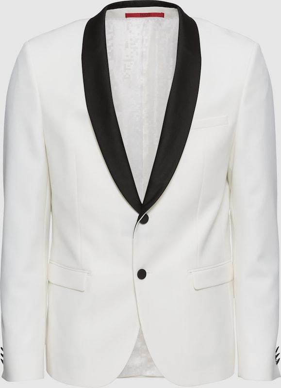 HUGO Sakko in schwarz   weiß  Mode neue Kleidung