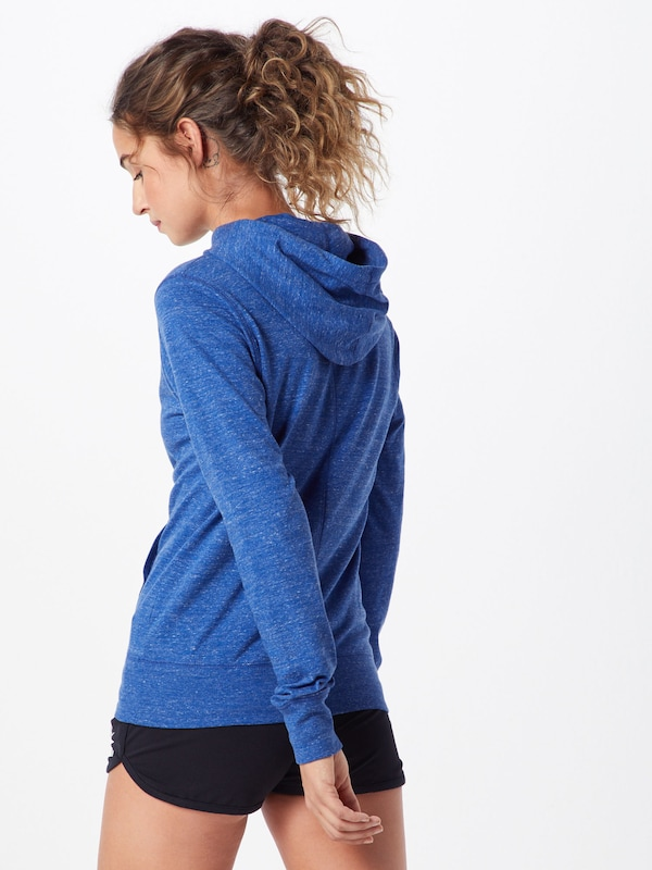 'gym Hoodie' Blauw Nike Sportswear Sweatshirt In DW9IE2eHY